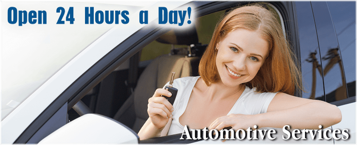 automotive lock smith